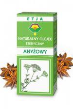 Olejek anyżowy 10 ml - naturalny olejek eteryczny