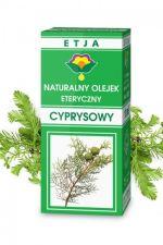 Olejek cyprysowy 10 ml - naturalny olejek eteryczny