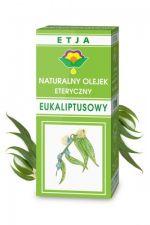 Olejek eukaliptusowy 10 ml - naturalny olejek eteryczny