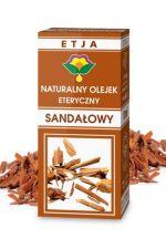 Olejek sandałowy 10 ml - naturalny olejek eteryczny