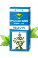 Olejek melisowy 10 ml - naturalny olejek eteryczny