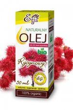 Olej rycynowy kosmetyczny organiczny BIO tłoczony na zimno 50 ml
