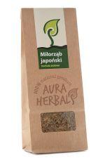Miłorząb japoński Gingko Biloba L. Herbatka ziołowa 100 g