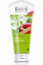 Lavera szampon do włosów normalnych z wyciągiem z bio-jabłek 200 ml