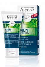 Lavera Men Balsam łagodzący po goleniu z wyciągiem z biobambusa i bioaloesu 50 ml