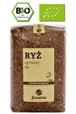 Ryż czerwony (pełnoziarnisty) BIO 1 kg