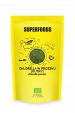 Chlorella w proszku (glony) BIO 200 g