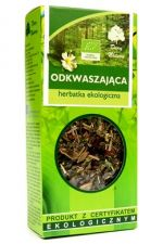 Herbatka odkwaszająca ziołowa BIO 50 g