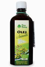 Olej z lnianki (rydzowy) BIO tłoczony na zimno 100 ml