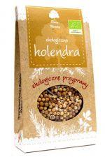 Kolendra (Coriandrum sativum) BIO - 30 g owoce (nasiona)