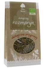 Rozmaryn Bio (Rosmarinus officinalis) - 30 g suszony