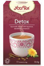 Herbatka Detox BIO (17 x 1,8 g)