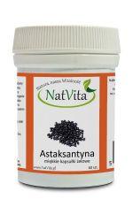 Astaksantyna naturalna 4,2 mg 60 kaps.