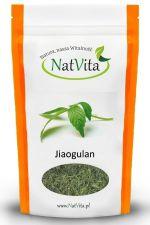 Jiaogulan (Gynostemma pentaphyllum) herbatka ziołowa 50 g