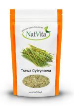 Trawa cytrynowa BIO (Cymbopogon citratus) 40 g
