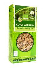 Kora wierzby (Salicis cortex) herbatka ziołowa BIO 100g
