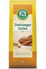BIO cynamon cejloński (Cinnamomum verum), cynamon prawdziwy ekologiczny - 6 sztuk całe laski
