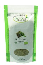 Herbatka konopna (Cannabis sativa L.) BIO 40 g