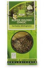 Koper włoski owoc (Foeniculi fructus) Bio herbatka 50 g