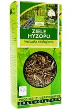 Ziele hyzopu (Herba Hyssopi) BIO herbatka 50 g