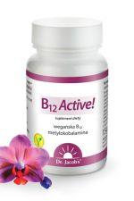 B12 Active! (metylkobalamina) 500 mcg 60 tabl.