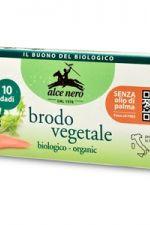 Bulion warzywny kostki BIO bez oleju palmowego 100 g