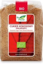Cukier kokosowy BIO nierafinowany 300 g