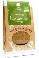 Kardamon (Elettaria cardamomum) BIO mielony - 50 g