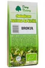 Nasiona na kiełki - brokuł 30 g