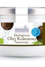 Olej kokosowy BIO bezzapachowy organiczny 400 ml