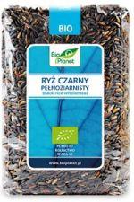 Ryż czarny (pełnoziarnisty) BIO 1 kg