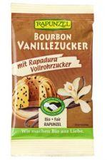 Cukier waniliowy (rapadura z wanilią Bourbon) 8 g