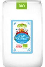 Polska mąka orkiszowa BIO razowa typ 2000 1 kg