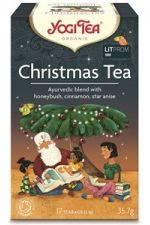 Herbatka świąteczna ajurwedyjska Bio (edycja limitowana) 17x2,2 g