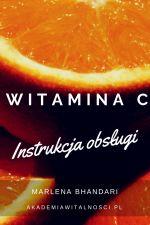 Witamina C: instrukcja obsługi (e-book)