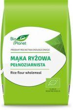 Mąka ryżowa pełnoziarnista BIO 500 g