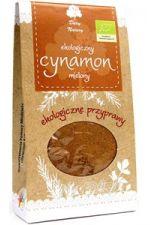 Cynamon cejloński BIO (Cinnamomum verum) mielony - 50 g