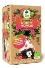 Herbatka DOBRY HUMOR piramidki BIO (15x3g)
