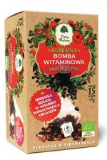 Herbatka BOMBA WITAMINOWA piramidki Bio (15x3g)