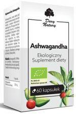 Ashwagandha BIO 60 kaps. (520 mg)