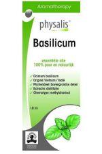 Bio olejek eteryczny BAZYLIA POSPOLITA (Ocimum Basilicum) 10 ml