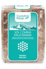 Sól himalajska czarna Kala Namak 600g