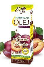 Olej z pestek śliwki nierafinowany kosmetyczny 50 ml