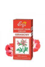 Olejek geraniowy (Pelargonium Graveolens Oil) 10 ml - naturalny olejek eteryczny