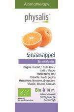 Bio olejek eteryczny POMARAŃCZA SŁODKA (Citrus sinensis) 10 ml