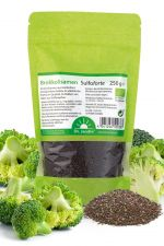 Sulfo forte organiczne nasiona brokuła 250 g