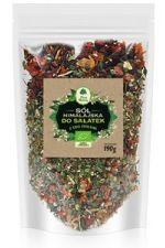 Sól himalajska z ziołami BIO do sałatek  190 g