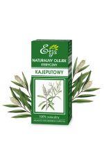Olejek kajeputowy (Melaleuca Leucadendron Cajeput Oil) 10 ml - naturalny olejek eteryczny