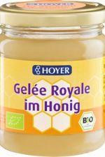 Miód z mleczkiem pszczelim 250 g