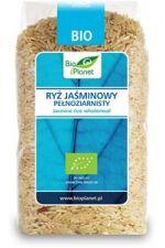 Ryż jaśminowy brązowy (pełnoziarnisty) BIO 500 g